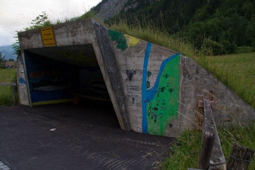 Avalance-Bunker