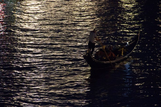 Night-Gondolier