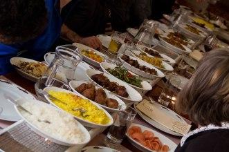Rijstaffel-Dinner