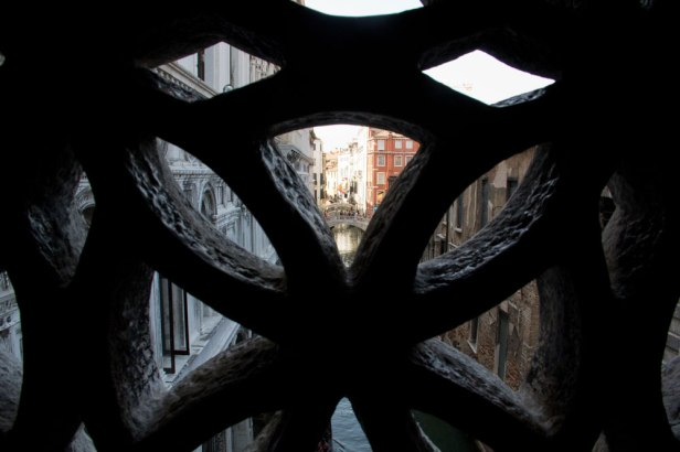 Bridge of Sighs Venice, Italy