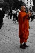 A Monk Tourist at Notre Dame