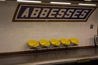 Abbesses Stop