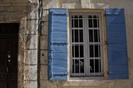 Blue Shutters 2