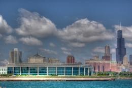 Chicago Skyline 2