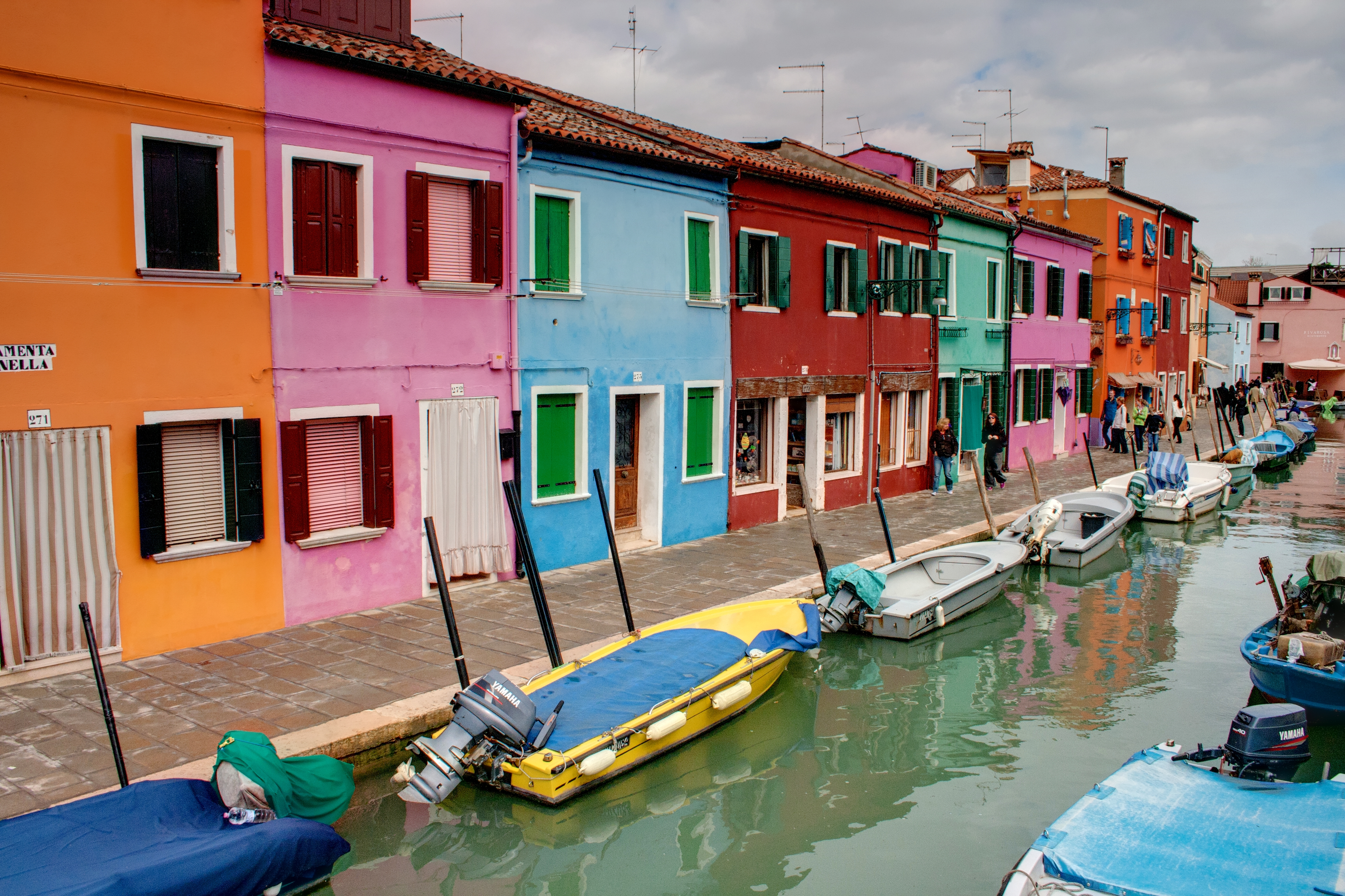 Burano  Italy     Liberated Traveler