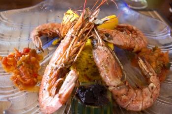 Gambas=Type of Shrimp