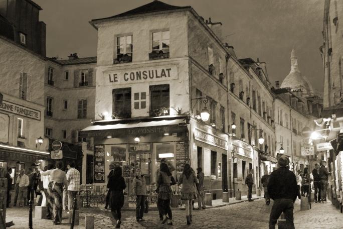 Montmartre Streets