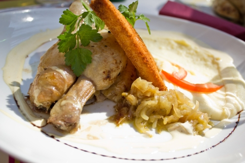 Poulet=Chicken