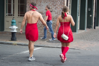 Red Dress Runners 3