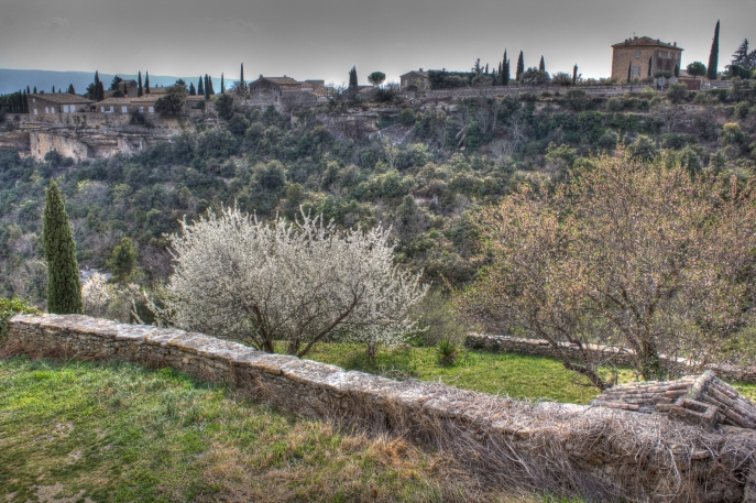 View from Gordes