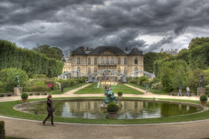 The Gardens at Rodin Museum