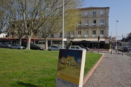 Van Gogh Stop