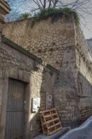 Wall in Arles