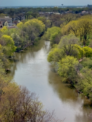 DuPage River