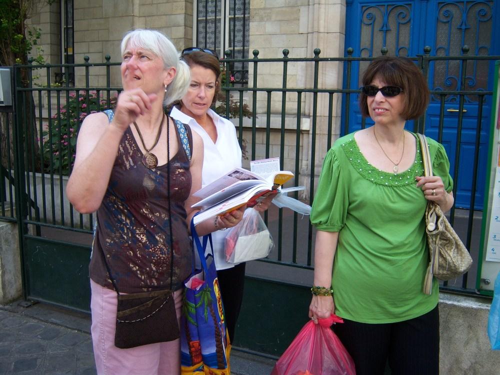 paris vacation 101