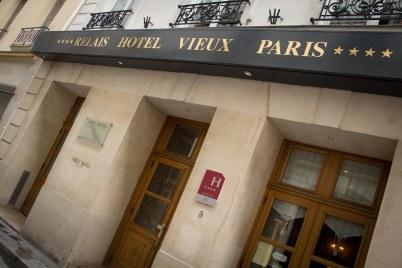 Hotel where many beat generation writers stayed.