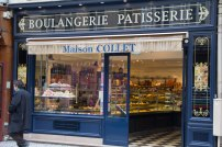 Boulangerie=Bakery, Patisserie=Pastry Shop