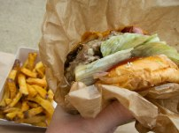 Burger-and-Frites