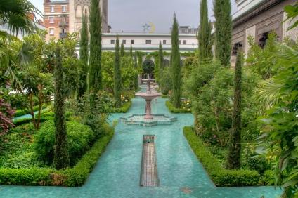 Mosque Garden