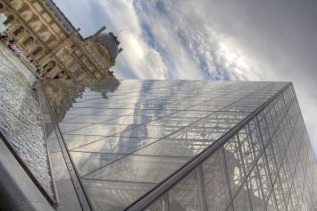 Reflective Pyramid