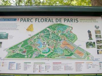 Floral Parc Map