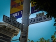 Haight and Ashbury