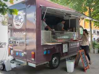 Le Camion Gourmand Truck