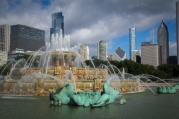 Buckingham Fountain 2-8848