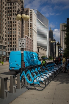 Look at our new Velib system!